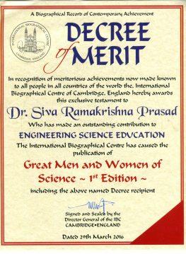 6011a40c88 Decree of Merit – 2016